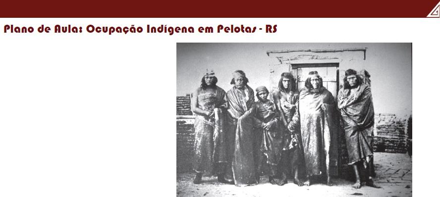 Ocupação Indígena em Pelotas/RS